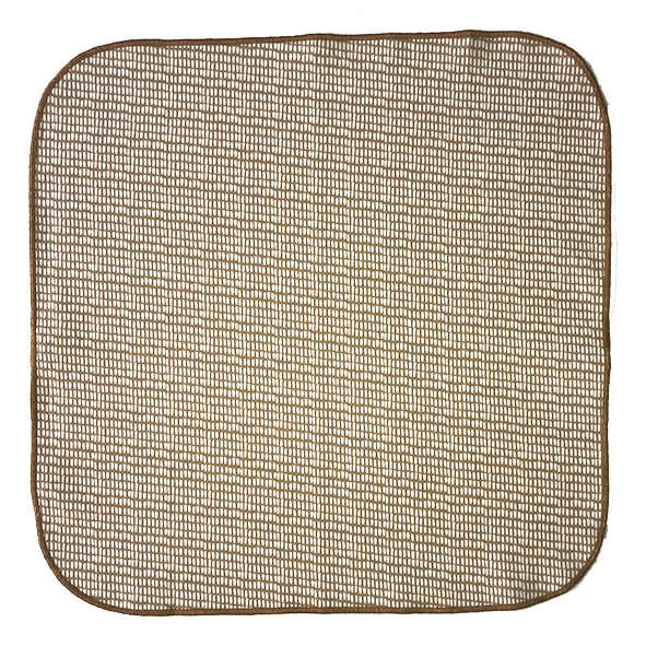 mouchoir en tissu solo large