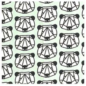 mouchoir en tissu small Koshi panda