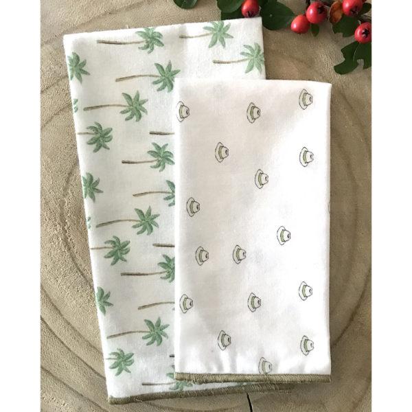 Mouchoirs en tissu Koshi