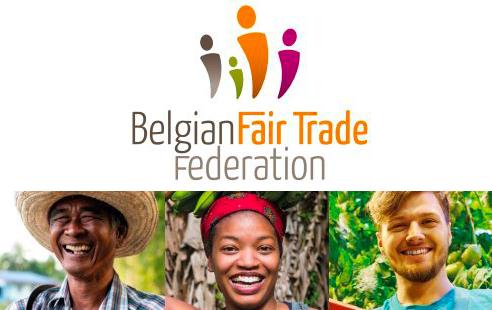 Koshi est heureux de faire partie de la Fédération belge de Commerce Équitable.